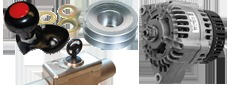 Agricultural equipment/motor parts