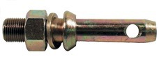Axis, broaches, ring bolts