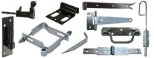 Fittings, gate accessories