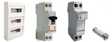 Electrical panels and circuit breakers